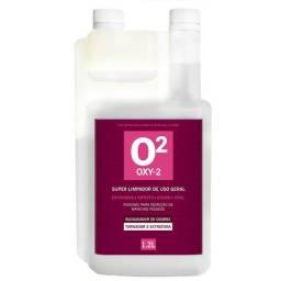 OXY2 Tira Mancha Concentrado com Dosador 1,2lt SOS Pro