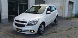 GM Chevrolet Agile LTZ 1.4 Flex - 2013 - o mais completo