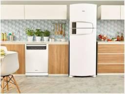 *NOVA* Geladeira/Refrigerador Consul Frost Free Duplex - 437L