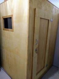 Cabine Acústica Para Gravação Ou Locução