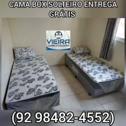 cama box solteiro entrega gratis >>>>>