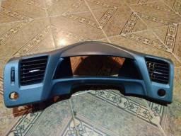 Moldura do painel com difusor Honda Civic 2015.
