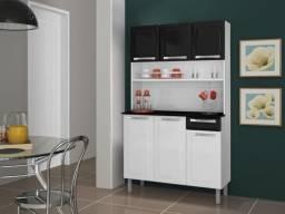 Kit Cozinha Itatiaia Rose - 6 Portas 1 Gaveta<br><br>