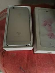 IPhone 6 s 64 GB ( aceito cartão de crédito )