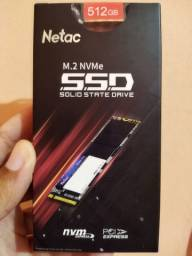 M2 SSD NETAC 500GB