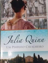 Livro Julia Quinn, Os Bridgertons Um perfeito cavalheiro.