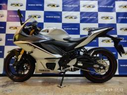 Yamaha YZ F R3 20/21 Prata
