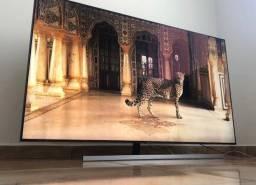 Smartv Samsung q80r qled 4k uhd Premium 65 polegdas