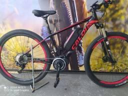 Bicicleta elétrica e-vibe elite