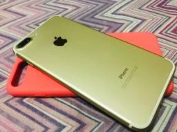 Vendo iPhone 7 Plus gold