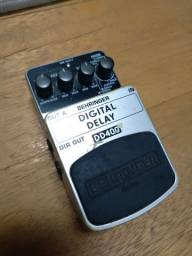 Digital delay DD400 behringer