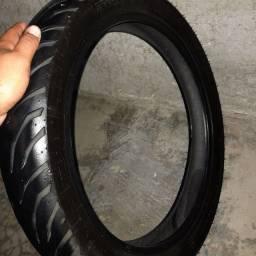 Pneu Pirelli 100/90 traseiro Titan/Fan/start