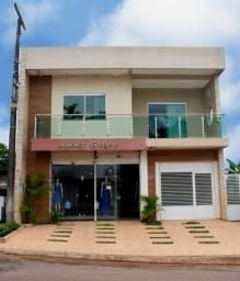Vendo linda casa mobiliada com ponto comerc. na principal Av. de comércio em Itacoatiara