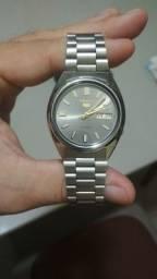 Relógio Seiko 5 snxs75k automático