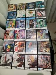 Coleção Nintendo DS e 3DS