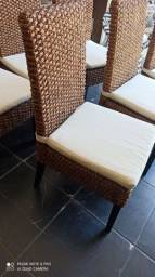 Cadeira Fibra Natural Apuí