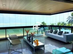 Apartamento de alto padrão com vista para o mar - Ponta Verde, ótima oportunidade, ligue
