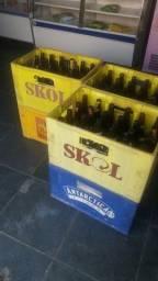 Vendo 6 caixa de cerveja 600ml