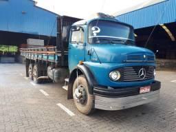 Mercedes 1113 Azul