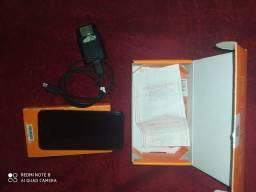 V/T Moto E6 play com caixa e nota fiscal