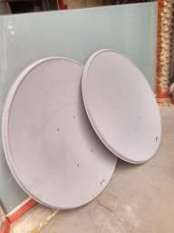 Antenas Parabolicas, Conslte Valores, (Uso Comercial)