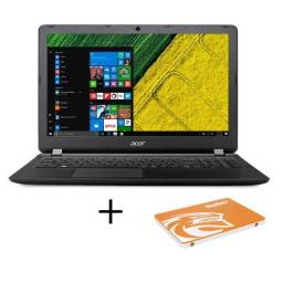 Notebook Acer 4gb + Ssd 120gb De Brinde