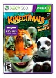 Kinectimals Agora Com Ursos - Jogo Original Xbox 360 - Usado