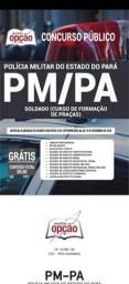 APOSTILAS  DO CONCURSO DA( PM/PA )E( PC/PA) AINDA DA TEMPO ESTUDAR