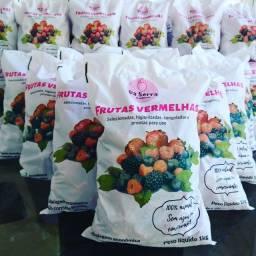 Frutas Vermelhas Congeladas