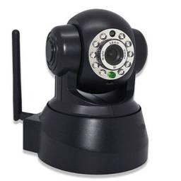 Câmera Ip 2.0mp Com 1 Receptor De Antena Wi Fi