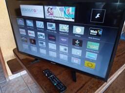 Tv 32 Panasonic smart ( novinha )