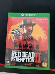 Jogo read dead redemption 2 Xbox one