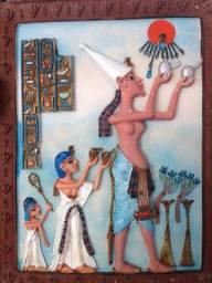 Quadro egípcio antigo