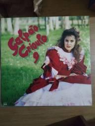 Disco de vinil (LP) Galpão Crioulo 9