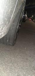 Vendo pneus 195/40 R17