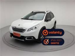 Peugeot 2008 2019 1.6 16v flex crossway 4p automático