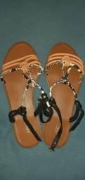Sandália AREZZO $150