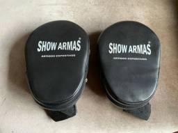 Manopla Luva de aparo Luta - Show Armas - Nova