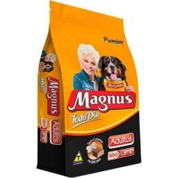 Ração Magnus 15 quilos 110,00