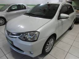 Toyota Etios Sedan 1.5 Xls 2015/2015 com apenas 49.000kms