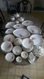 Jogo de porcelana Mauá