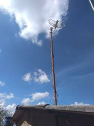 Antena pra internet...