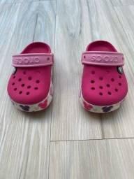 Crocs Disney infantil