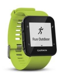 Relógio Monitor Cardiaco Garmin Gps Forerunner 35 Verde