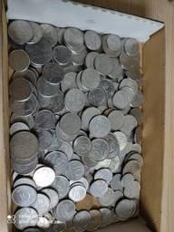 moedas antigas cruzeiros