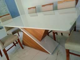 Mesa nova sua casa mais linda pintura laka e madeira
