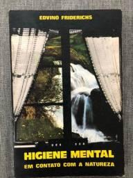 Livro Higiene Mental em contato com a Natureza