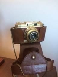 Máquina Fotográfica Regula King Kg Citalux 300 Gold