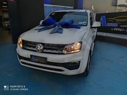 Amarok CD 4x4 Diesel Trendline 4Motion!Bancos em Couro!Multimídia e muito Mais!!!
