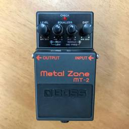 Pedal Boss Matal Zone MT2
